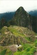 Antik İnka şehri Machu Pichu ve Eli Koen