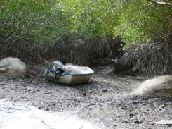 Chira adasında gelgit olayı