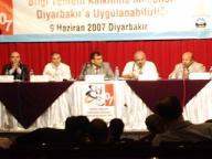 Diyarbakır'da bilişim panelinde