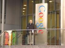 Google'ın Dublin'deki Avrupa, Orta Doğu ve Afrika merkezinde