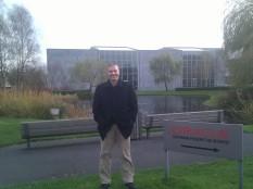 İrlanda'nın EastPoint adlı iş parkında