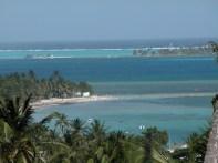Kolombiya'nın Karayipler'deki adası San Andrés