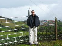Kosta Rika'da Santa Rosa köyü