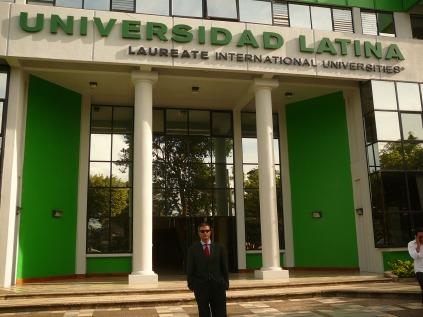 Latina Üniversitesi'nde
