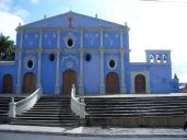 Nikaragua'nın Granada şehrinden bir görünüm