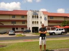 Panama'daki bilgi parkı Ciudad del Saber