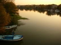 Sakarya Nehri'nden bir görüntü